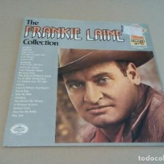 Discos de vinilo: FRANKIE LAINE - THE FRANKIE LAINE COLLECTION (2LP 1973, HALLMARK PDA 016). Lote 74394071