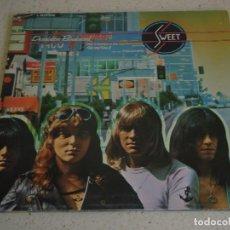 Discos de vinilo: SWEET ( DESOLATION BOULEVARD ) ENGLAND - 1974 LP33 RCA. Lote 74394975