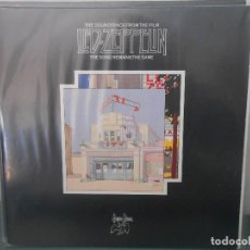 Discos de vinilo: LED ZEPPELIN - THE SONG REMAINS THE SAME 2 LPS. Lote 74399963