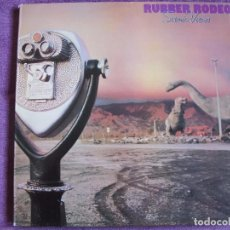 Discos de vinilo: LP - RUBBER RODEO ?– SCENIC VIEWS (COUNTRY ROCK) (USA, MERCURY RECORDS 1984). Lote 74432443