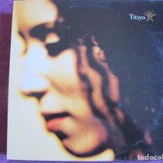 Discos de vinilo: LP - TITIYO - SAME (SPAIN, ARISTA RECORDS 1990). Lote 74475259