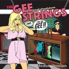 Discos de vinilo: THE GEE STRINGS I'M SO GEE!! LP . PUNK RAMONES AVENGERS GERMS PISTOLS MORLOCKS. Lote 74496535