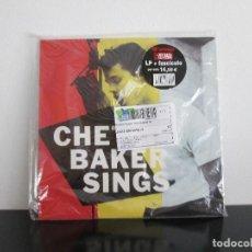 Discos de vinilo: CHET BAKER SINGS EN SU FUNDA ORIGINAL SIN ABRIR. Lote 74535079