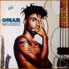 Discos de vinilo: OMAR : MUSIC [DEU 1992] LP. Lote 74565607