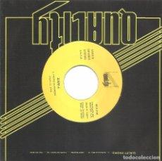 Discos de vinilo: RAM J- BIOGENETICS (JERRICKS MY CREATURE) + HARD BUSIMESS SINGLE PROMO SPAIN 1991 EXCELENTE ESTADO. Lote 74570183