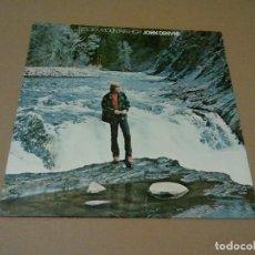 Discos de vinilo: JOHN DENVER - ROCKY MOUNTAIN HIGH (LP 1972, RCA LSP 4731). Lote 74576955