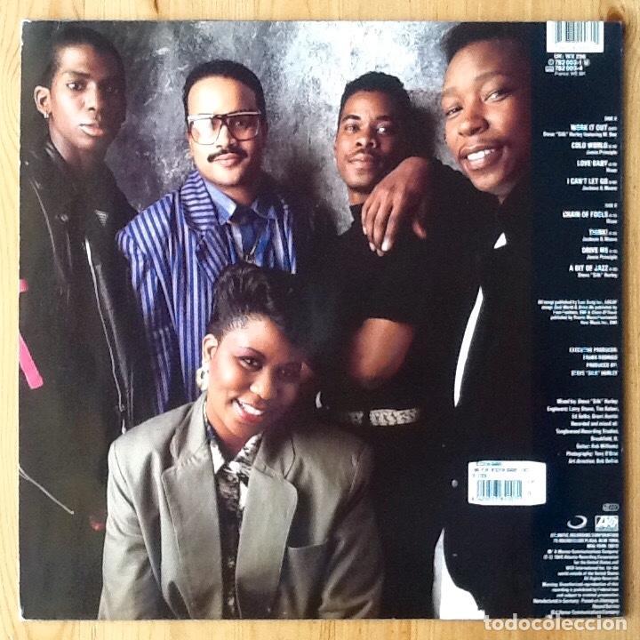 Discos de vinilo: STEVE SILK HURLEY : WORK IT OUT COMPILATION [DEU 1989] LP/COMP - Foto 2 - 74588679