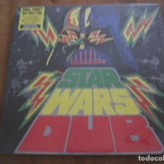Discos de vinilo: PHILL PRATT - STAR WARS DUB (1978) - LP REEDICIÓN BURNING SOUNDS 2016 NUEVO. Lote 74629583