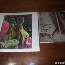 Discos de vinilo: ULTRATUITA SANGRE Y ARENA FRIO SINGLE 1988 DDOMESTIC - NEW WAVE, SYNTH-POP-CON HOJA-. Lote 74632635