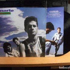 Discos de vinilo: EL NORTE EL MUNDO ESTA LOCO SPAIN 1990 LP PDELUXE. Lote 74633603