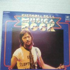 Discos de vinilo: ERIC CLAPTON . HISTORIA DE LA MUSICA ROCK Nº 10. Lote 74636663