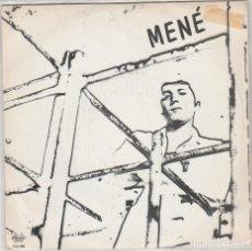 Discos de vinilo: MENE / SUEÑOS / SOMBRAS DE AYER (SINGLE DOS ROMBOS 1983) MOVIDA. Lote 74660579