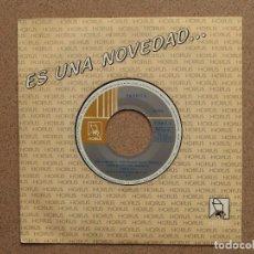 Discos de vinilo: PARRITA - HABLAME DE TI + ¡OLE MI MADRE! -. Lote 74682167