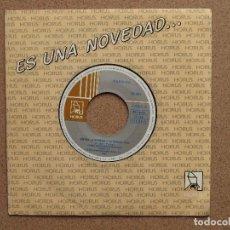 Discos de vinilo: PARRITA - ENTRE LA ESPADA Y LA PARED + NO ME LO TENGAS EN CUENTA. Lote 74682607