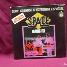 Disques de vinyle: SPACE, MAGIC FLY, BALLAD FOR SPACE LOVERS, DEL 1977.. Lote 74695351