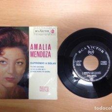 Discos de vinilo: EP MALIA MENDOZA EDITA RCA ESPAÑA - SUFRIENDO A SOLAS-PALOMA SIN NIDO -YA ME OLVIDE DE TI-CUANTO NAD. Lote 74698027
