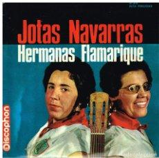 Discos de vinilo: HERMANAS FLAMARIQUE - MIRA SI YO TE QUERRE + 5 - EP 1965. Lote 74716855