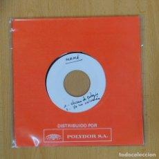 Discos de vinilo: MAMA - YA NO VOLVERAS + 3 - EP. Lote 74719989