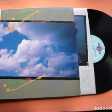 Discos de vinilo: NEW MUSIK ANYWHERE LP SPAIN 1981 PDELUXE. Lote 74735851