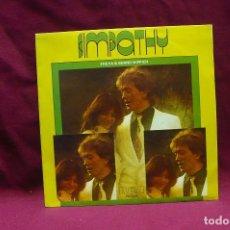 Discos de vinilo: FREYA & BERND WIPPIICH, SIMPATHY, ELECTRI9C DANCER, DEL 1977.. Lote 74740555
