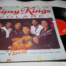 Discos de vinilo: LP - GIPSY KINGS ?– VOLARE - VINILO (JG). Lote 74748275