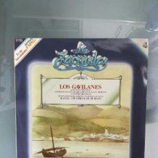 Discos de vinilo: LP LA ZARZUELA 4 LOS GAVILANES. NUNCA PINCHADO.. Lote 74756491