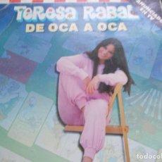 Discos de vinilo: TERESA RABAL DE OCA EN OCA USADO. Lote 74787603