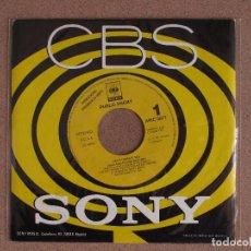 Discos de vinilo: PUBLIC ENEMY - CAN'T TRUSS IT - DISCO PROMOCIONAL DE UNA SOLA CARA. Lote 74799479