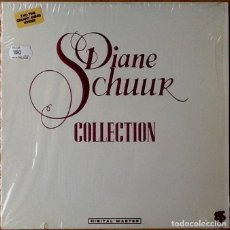 Discos de vinilo: DIANE SCHUUR : COLLECTION [USA 1989] LP/1ST EDITION. Lote 74849083