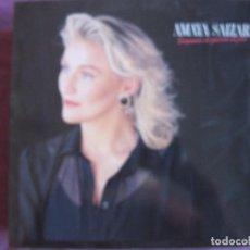 Discos de vinilo: LP - AMAYA SAIZAR - TENGAMOS LA GUERRA EN PAZ (GERMANY, WEA RECORDS 1990). Lote 74858351