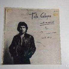 Discos de vinilo: TOTO CUTUGNO - CANTA EN ESPAÑOL (VINILO). Lote 74865911