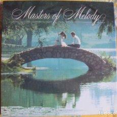 Discos de vinilo: LP - MASTER OF MELODY - VARIOS (CAJA CON 8 LP'S Y LIBRETO, GERMANY, REDER'S DIGEST 1984). Lote 74868511