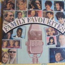 Discos de vinilo: LP - FAMILY FAVOURITES - VARIOS (CAJA CON 8 LP'S, ENGLAND, READER'S DIGEST 1985). Lote 74868759