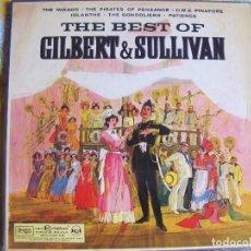 Discos de vinilo: LP - GILBERT AND SULLIVAN - THE BEST OF (CAJA CON 3 LP'S, ENGLAND, READER'S DIGEST SIIN FECHA). Lote 74870723