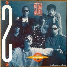Discos de vinilo: SLIPS : MCMXCII [ESP 1992]. Lote 74883215