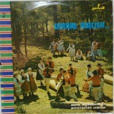 Discos de vinilo: UMARL MACIEK... - POLSKIE PIOSENKI LUDOWE I POPULARNE - PRONIT SX 1248. Lote 74898015