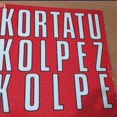 Discos de vinilo: KORTATU KOLPEZ KOLPE LP 1988. Lote 105290842
