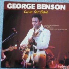 Discos de vinilo: GEORGE BENSON,LOVE FOR SALE EDICION HOLANDESA. Lote 74924739