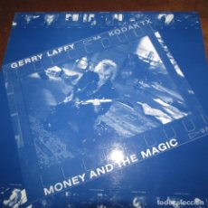 Discos de vinilo: GERRY LAFFY - MONEY AND THE MAGIC. Lote 74939303