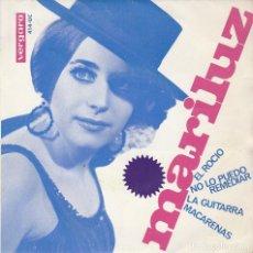 Discos de vinilo: MARILUZ / LA GUITARRA + 3 (EP 1966). Lote 74940351