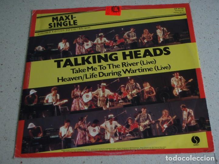 talking heads limited edition take me to comprar discos maxi