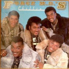 Discos de vinilo: FORCE M.D.'S : CHILLIN' [USA 1985]. Lote 74944167
