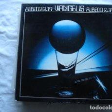 Disques de vinyle: VANGELIS ALBEDO 0.39 . Lote 74952723