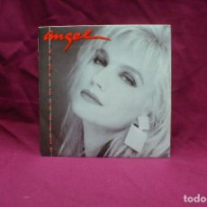 Discos de vinilo: ANGEL, THESE BOOTS ARE MADE FOR WALKING, I'VE BENN MISSING YOU, PROMO, DEL 1987.. Lote 74990827
