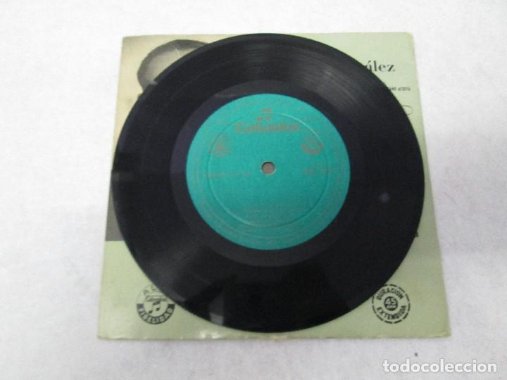 Discos de vinilo: JOSE GONZALEZ. PRESI. DISCO DE VINILO Y GRABACIONES DE MICROSURCO. COLUMBIA. VER FOTOGRAFIAS ADJUNTA - Foto 3 - 74997575
