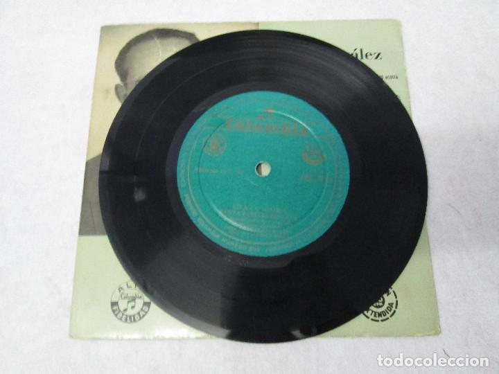 Discos de vinilo: JOSE GONZALEZ. PRESI. DISCO DE VINILO Y GRABACIONES DE MICROSURCO. COLUMBIA. VER FOTOGRAFIAS ADJUNTA - Foto 4 - 74997575