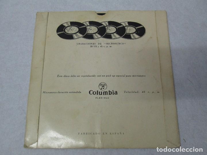 Discos de vinilo: JOSE GONZALEZ. PRESI. DISCO DE VINILO Y GRABACIONES DE MICROSURCO. COLUMBIA. VER FOTOGRAFIAS ADJUNTA - Foto 5 - 74997575