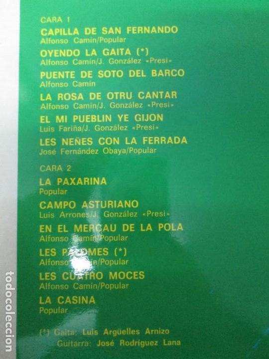 Discos de vinilo: JOSE GONZALEZ. PRESI. DISCO DE VINILO Y GRABACIONES DE MICROSURCO. COLUMBIA. VER FOTOGRAFIAS ADJUNTA - Foto 9 - 74997575