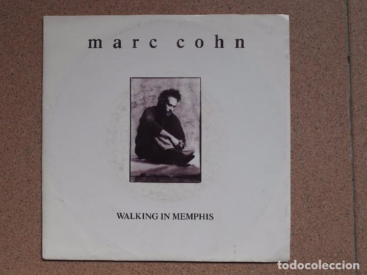 MARC COHN - WALKING IN MENPHIS + DIG DOWN DEEP (Música - Discos - Singles Vinilo - Pop - Rock Extranjero de los 90 a la actualidad)