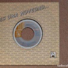 Discos de vinilo: MANZANITA - CANCION DE PAZ + A MI SEÑOR. Lote 75023451
